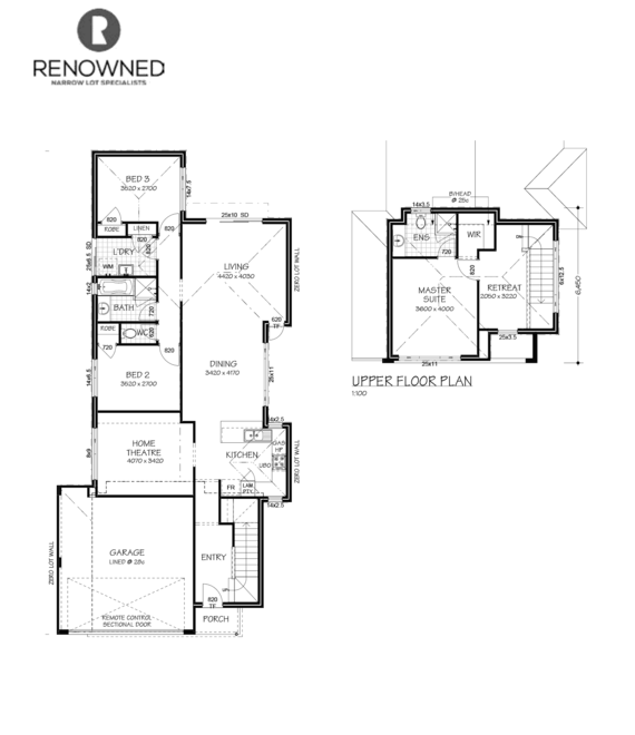 The armstrong by renowned collection house and land perth for Armstrong homes floor plans